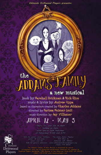 Addams Family Final Poster 071118 663X1024