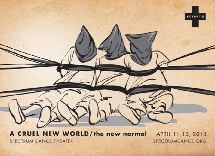 Cruel New World Front Postcard