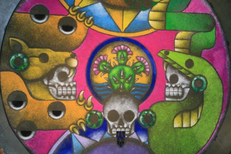 Dia De Muertos 07 Tapete007