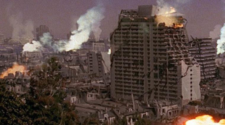 Earthquake 400X222