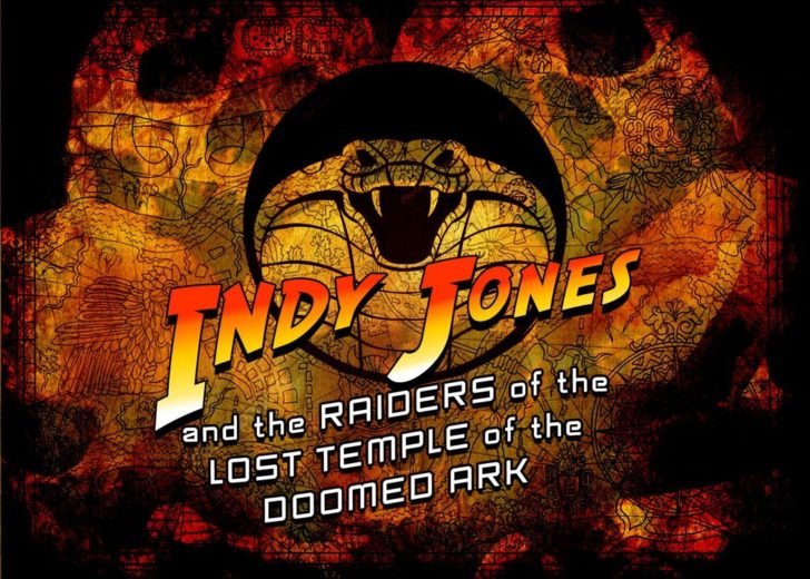 Indy Jones and the Raiders of the Lost Temple of the Doomed Ark