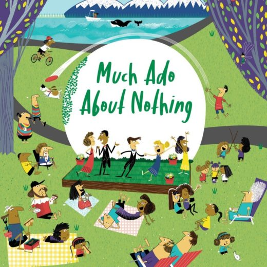 Much Ado About Nothing Square