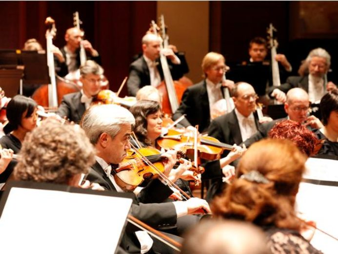 Orchestra Without Conductor