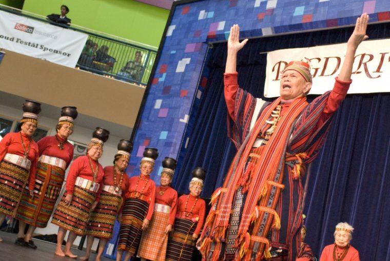 Pagdiriwangdancers