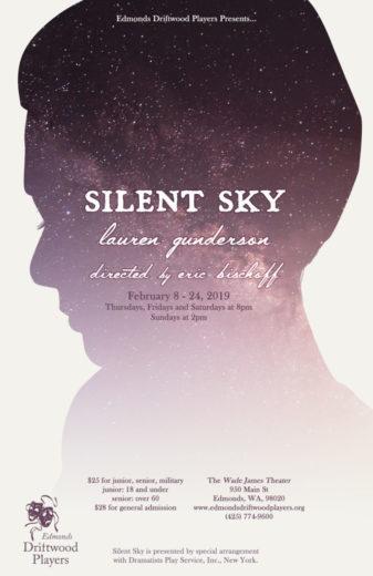 Silent Sky Full Poster 663X1024