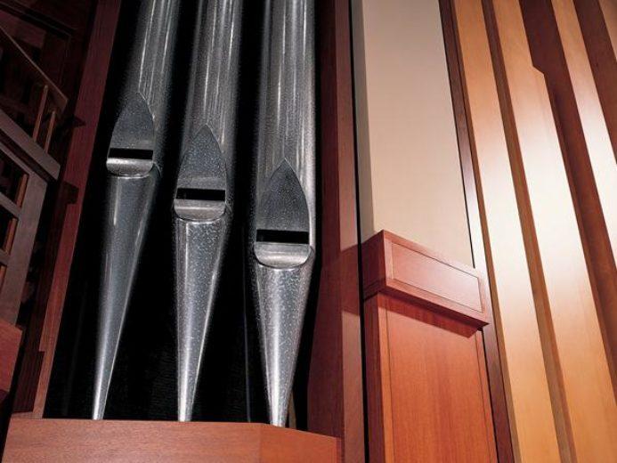 Watjen Organ Pipes