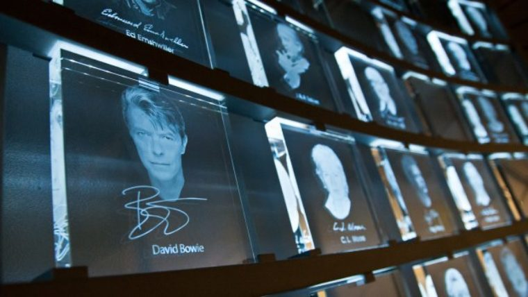 Hall Of Fame David Bowie 0