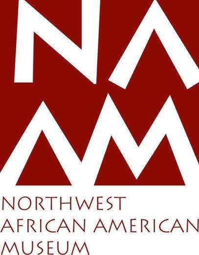 Northwest african american museum logo