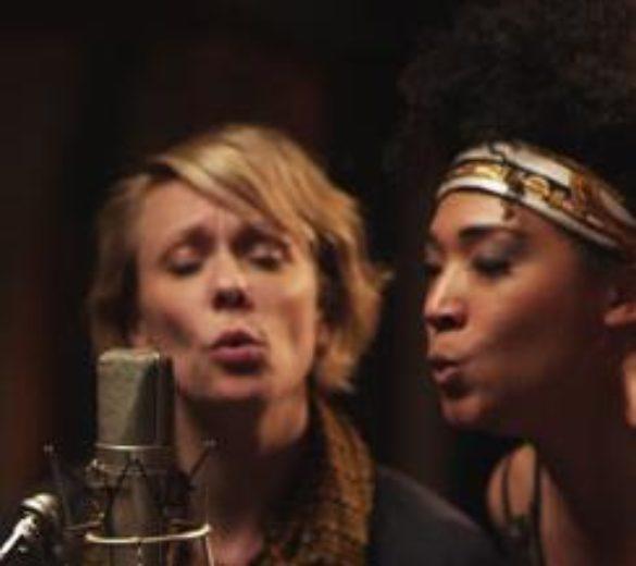 People Singing