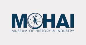 Museum of history and industry logo