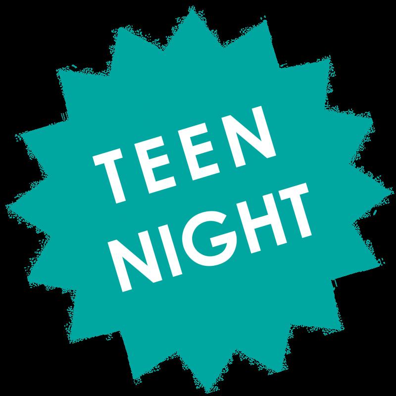 Teennightsticker