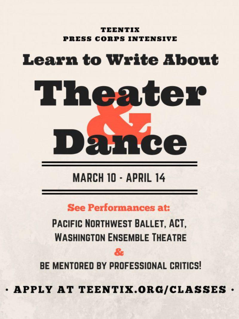 Theaterdance Ad