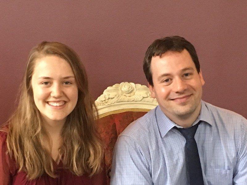 Caroline And Robert