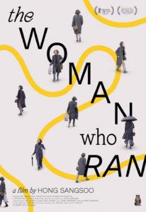 Films woman who ran poster