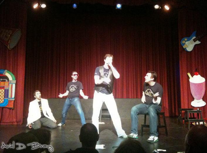 Jet City Improv Performing