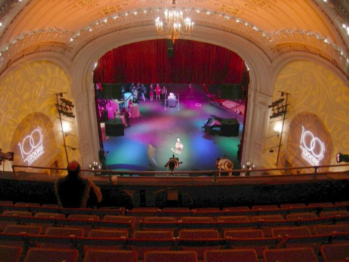 Moore Theatre Interior 22A