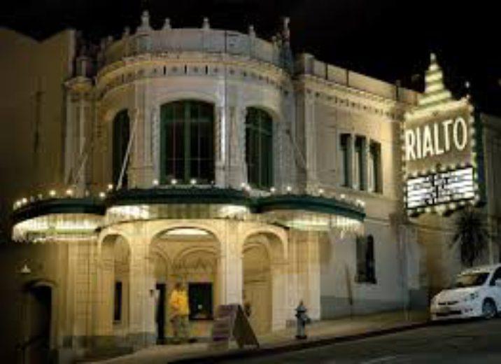 Rialto Theater Exterior