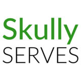 Skully_Serves_Logo-White